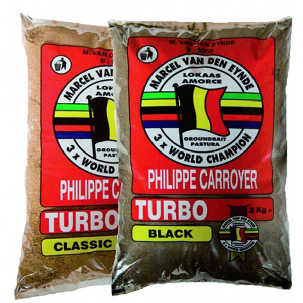 MVDE Turbo Black (2kg)
