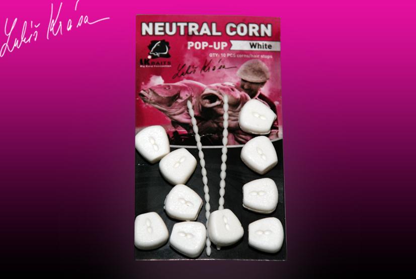 LK Baits Neutral Corn - White